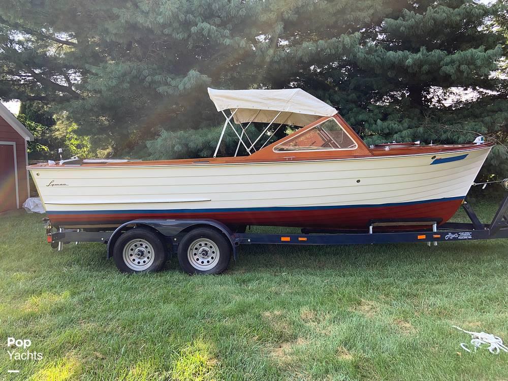 1965 Lyman 21 Inboard-Outboard - #$LI_INDEX