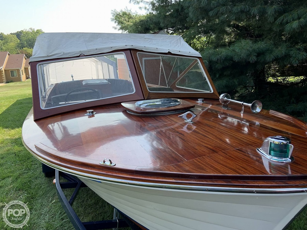 1965 Lyman boat for sale, model of the boat is 21 Inboard-Outboard & Image # 5 of 40