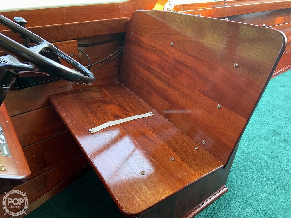 1965 Lyman boat for sale, model of the boat is 21 Inboard-Outboard & Image # 11 of 40