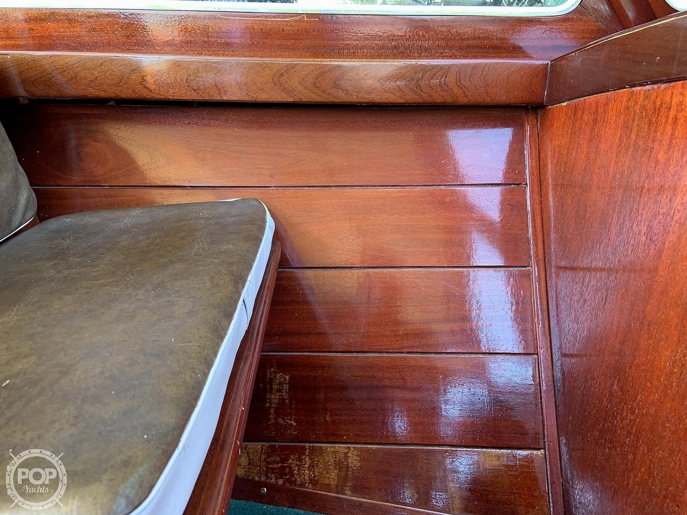 1965 Lyman boat for sale, model of the boat is 21 Inboard-Outboard & Image # 22 of 40