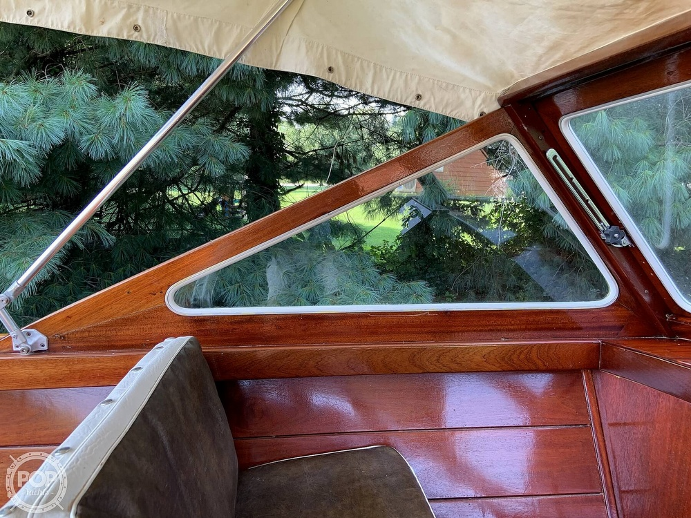 1965 Lyman boat for sale, model of the boat is 21 Inboard-Outboard & Image # 20 of 40