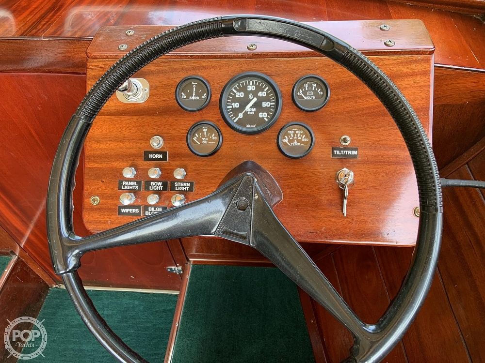 1965 Lyman boat for sale, model of the boat is 21 Inboard-Outboard & Image # 13 of 40