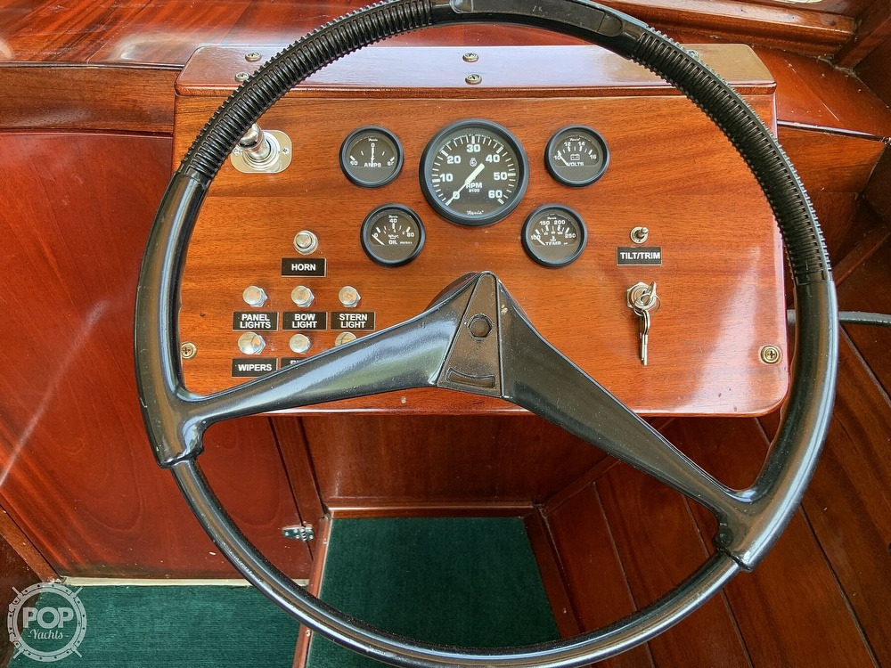 1965 Lyman boat for sale, model of the boat is 21 Inboard-Outboard & Image # 14 of 40