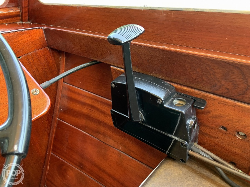 1965 Lyman boat for sale, model of the boat is 21 Inboard-Outboard & Image # 12 of 40