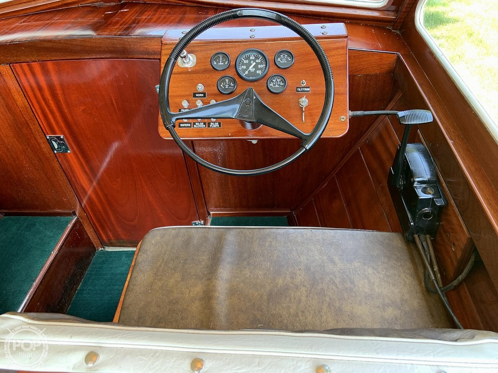 1965 Lyman boat for sale, model of the boat is 21 Inboard-Outboard & Image # 10 of 40