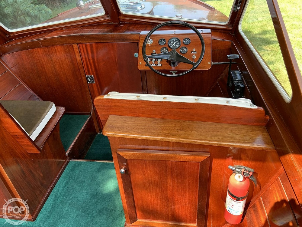 1965 Lyman boat for sale, model of the boat is 21 Inboard-Outboard & Image # 8 of 40