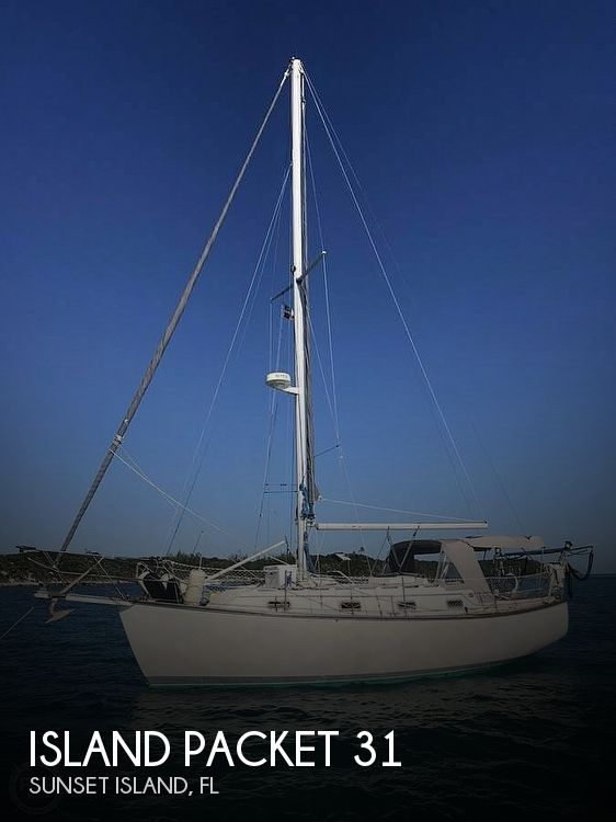 Used Island Packet Boats For Sale by owner   1985 Island Packet 31
