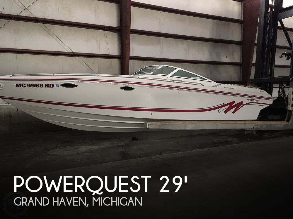 Used Powerquest Boats For Sale by owner | 1992 Powerquest 29 Enticer