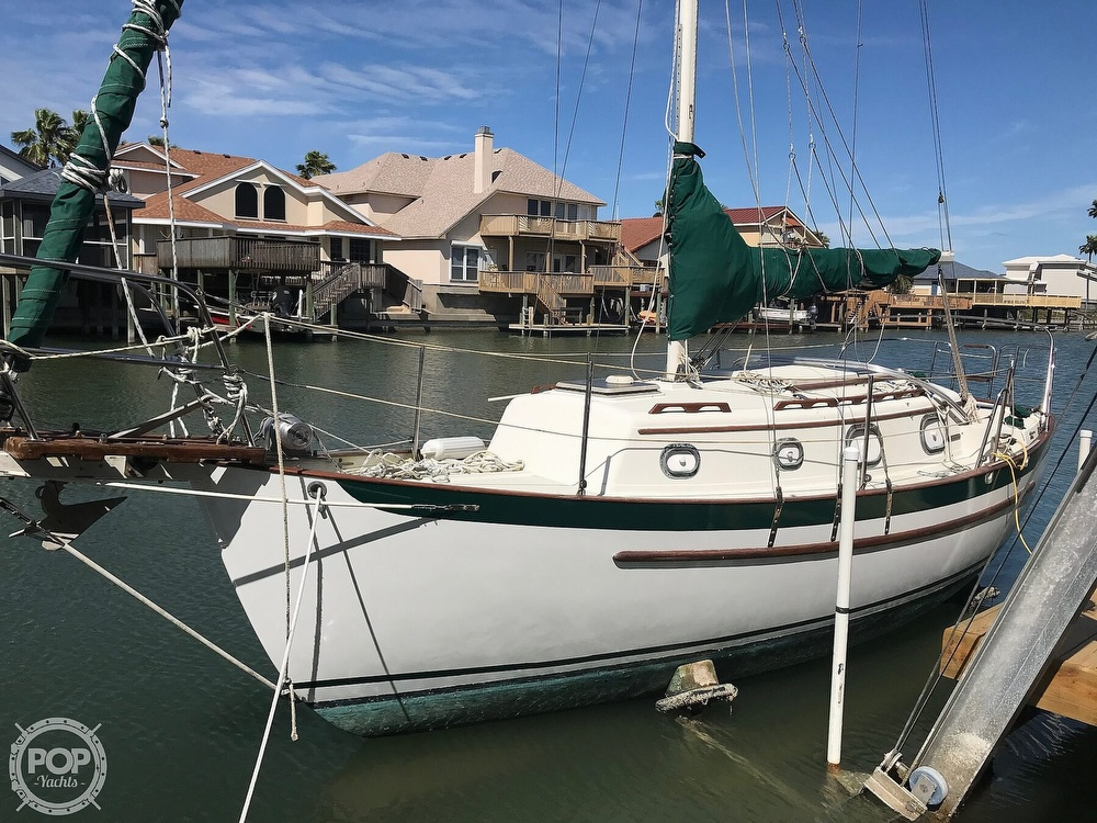 1985 Pacific Seacraft boat for sale, model of the boat is Dana 24 & Image # 7 of 40
