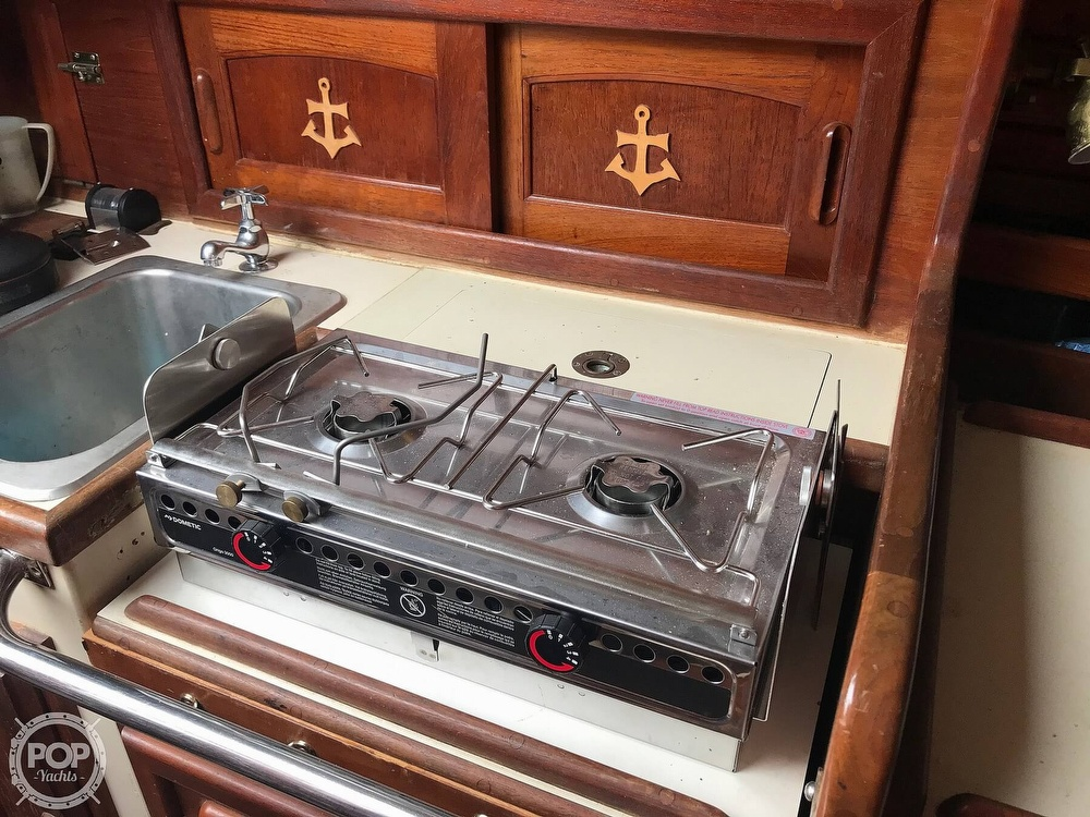 1985 Pacific Seacraft boat for sale, model of the boat is Dana 24 & Image # 26 of 40
