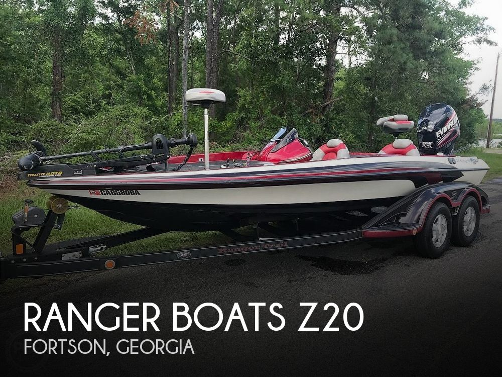 Used Ranger Boats Boats For Sale in Georgia by owner | 2008 Ranger Boats Z20