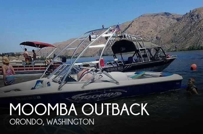 Used Moomba Boats For Sale in Washington by owner | 2005 21 foot Moomba Outback