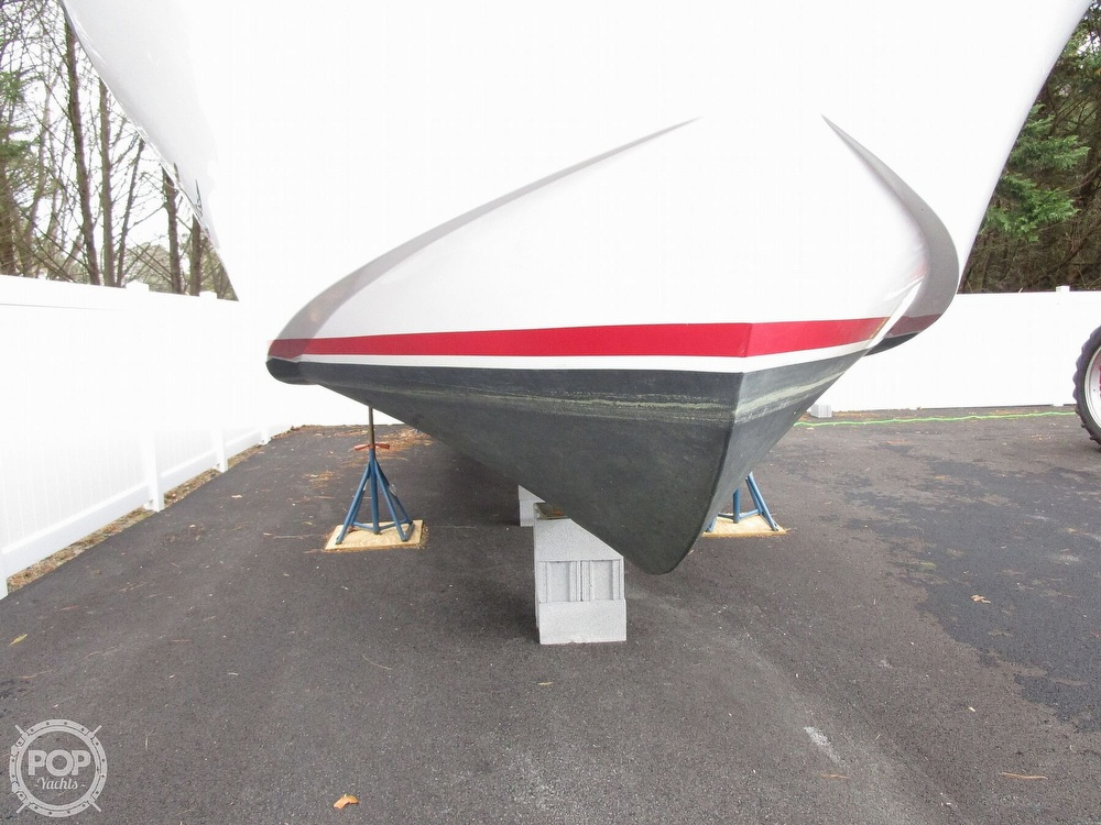 2015 Evans Boats boat for sale, model of the boat is 38 Custom Deadrise & Image # 34 of 40