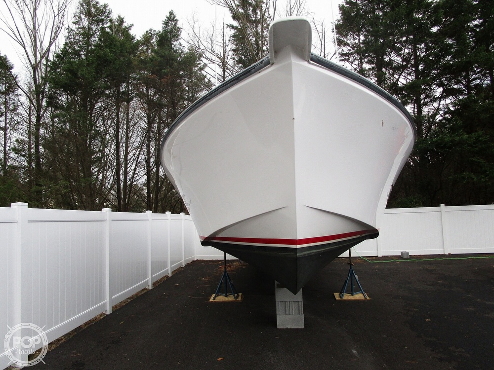 2015 Evans Boats boat for sale, model of the boat is 38 Custom Deadrise & Image # 36 of 40