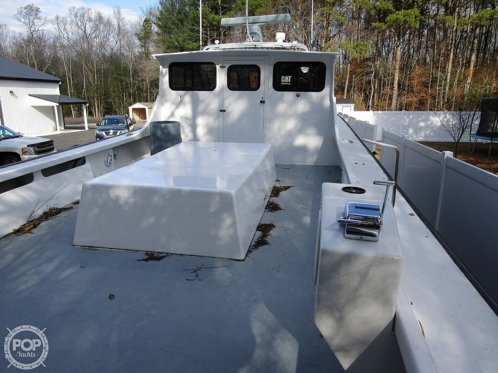 2015 Evans Boats boat for sale, model of the boat is 38 Custom Deadrise & Image # 5 of 40