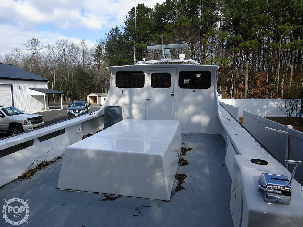 2015 Evans Boats boat for sale, model of the boat is 38 Custom Deadrise & Image # 40 of 40