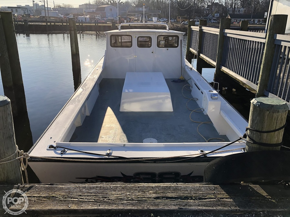 2015 Evans Boats boat for sale, model of the boat is 38 Custom Deadrise & Image # 9 of 40