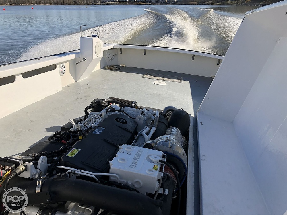 2015 Evans Boats boat for sale, model of the boat is 38 Custom Deadrise & Image # 10 of 40