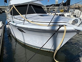 1989 Carver boat for sale, model of the boat is 32 & Image # 5 of 40
