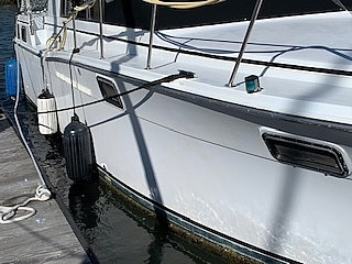 1989 Carver boat for sale, model of the boat is 32 & Image # 7 of 40