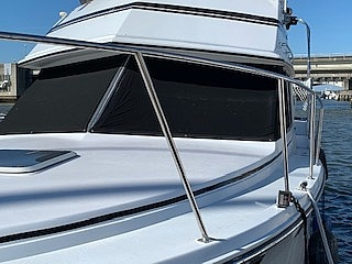 1989 Carver boat for sale, model of the boat is 32 & Image # 11 of 40