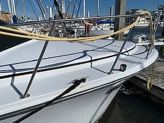 1989 Carver boat for sale, model of the boat is 32 & Image # 17 of 40