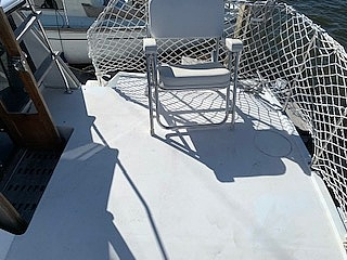 1989 Carver boat for sale, model of the boat is 32 & Image # 31 of 40