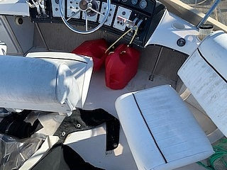 1989 Carver boat for sale, model of the boat is 32 & Image # 36 of 40
