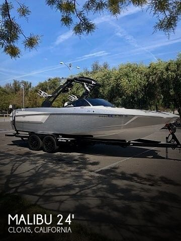 Used Boats For Sale in Fresno, California by owner | 2017 Malibu 24