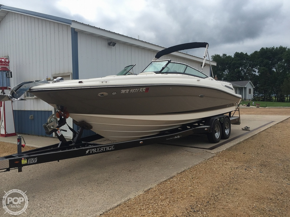 2008 Sea Ray boat for sale, model of the boat is 250 SLX & Image # 8 of 14