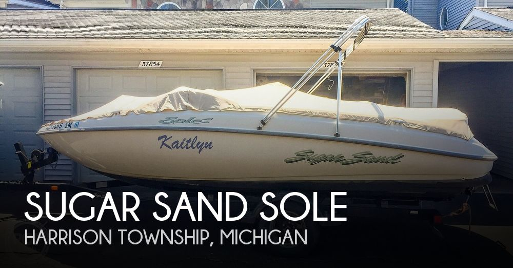 Used Sugar Sand Boats For Sale by owner | 2004 Sugar Sand 20 Sole