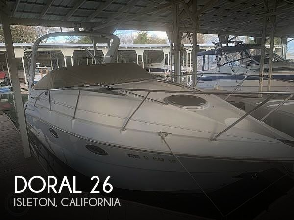 Used Doral Boats For Sale by owner | 2000 Doral 26