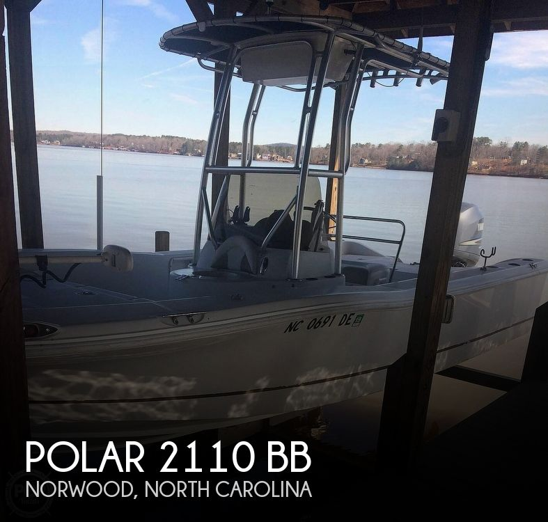 Used Polar Boats For Sale by owner | 2006 Polar 21