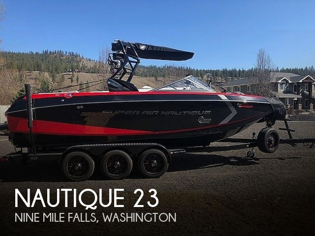 2015 NAUTIQUE G23 SUPER AIR for sale