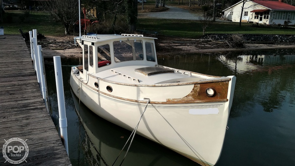 2002 Custom boat for sale, model of the boat is Pilothouse & Image # 5 of 40