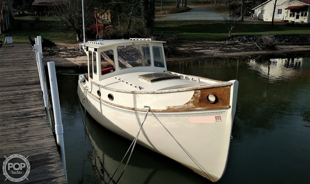 2002 Custom boat for sale, model of the boat is Pilothouse & Image # 18 of 40
