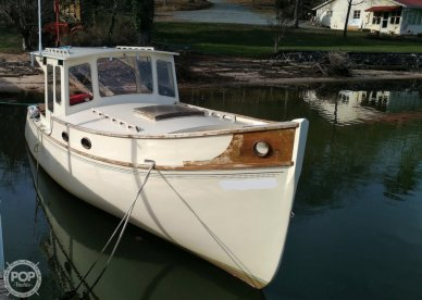 Custom Built Pilothouse, 25', for sale - $19,500