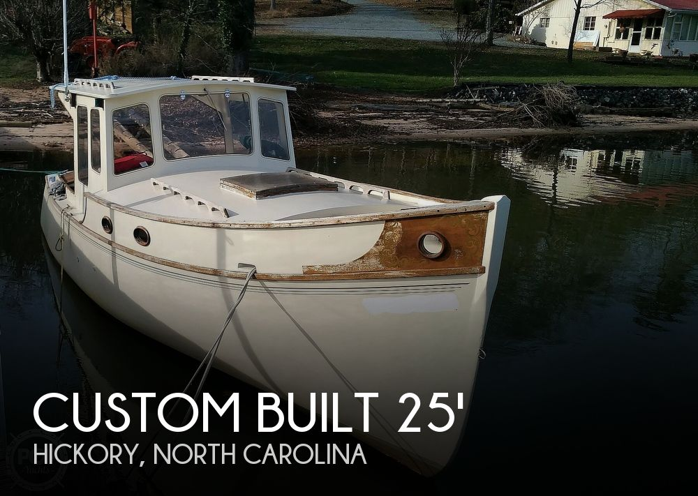 2002 CUSTOM PILOTHOUSE for sale