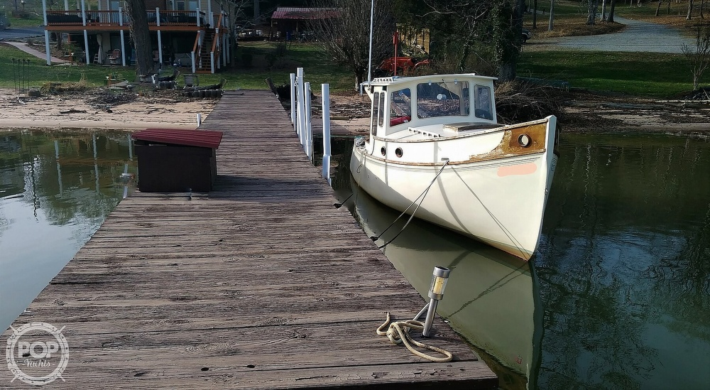 2002 Custom boat for sale, model of the boat is Pilothouse & Image # 19 of 40