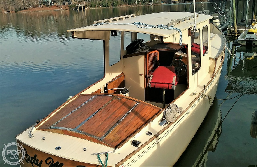 2002 Custom boat for sale, model of the boat is Pilothouse & Image # 3 of 40