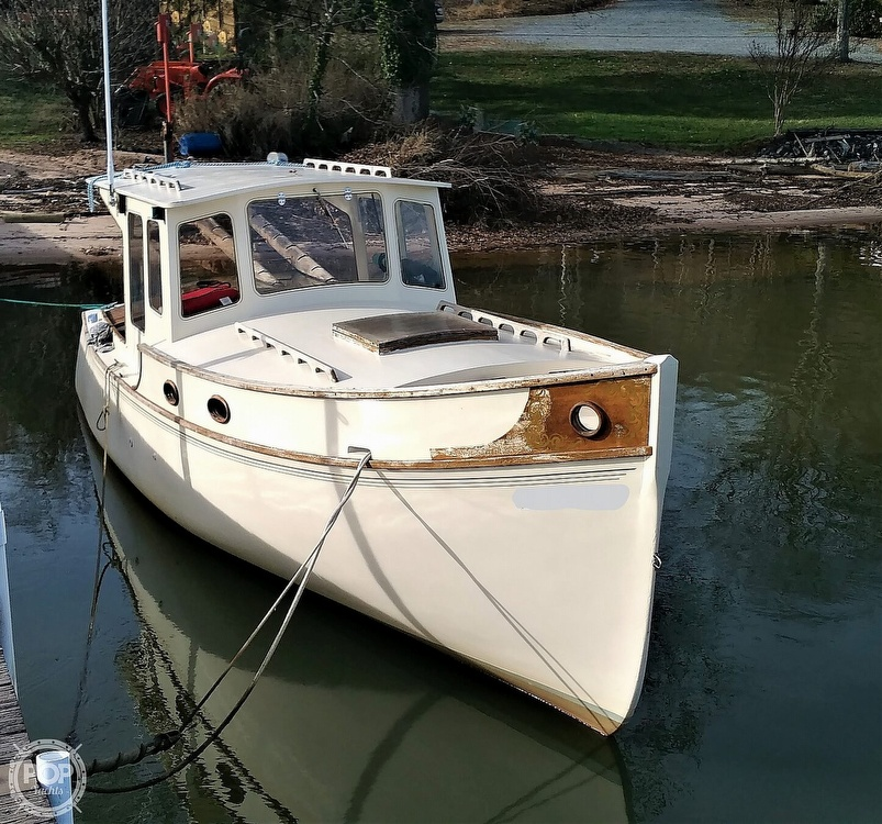 2002 Custom boat for sale, model of the boat is Pilothouse & Image # 21 of 40