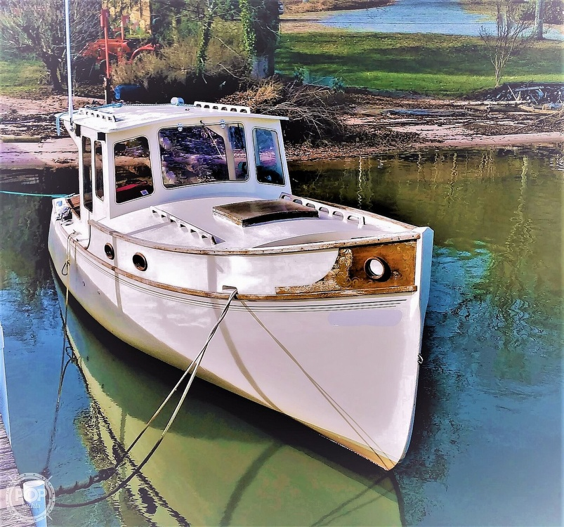 2002 Custom boat for sale, model of the boat is Pilothouse & Image # 28 of 40