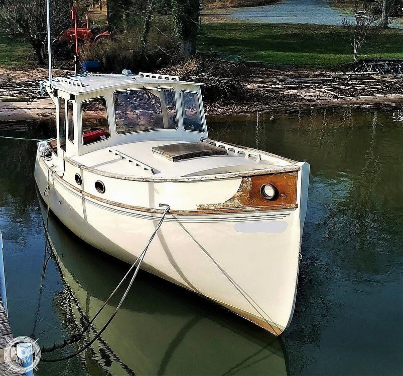 2002 Custom boat for sale, model of the boat is Pilothouse & Image # 36 of 40