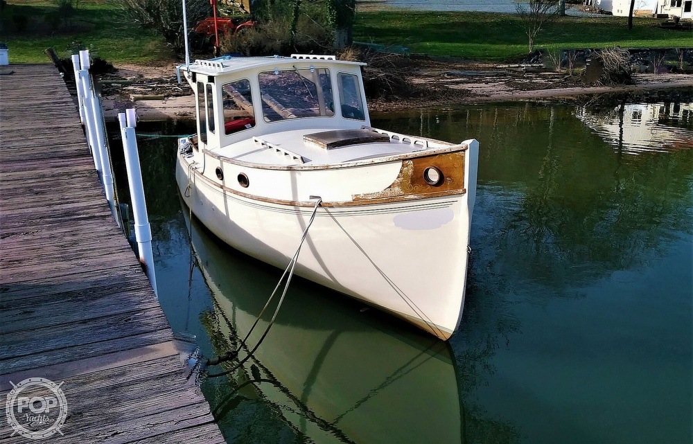 2002 Custom boat for sale, model of the boat is Pilothouse & Image # 37 of 40