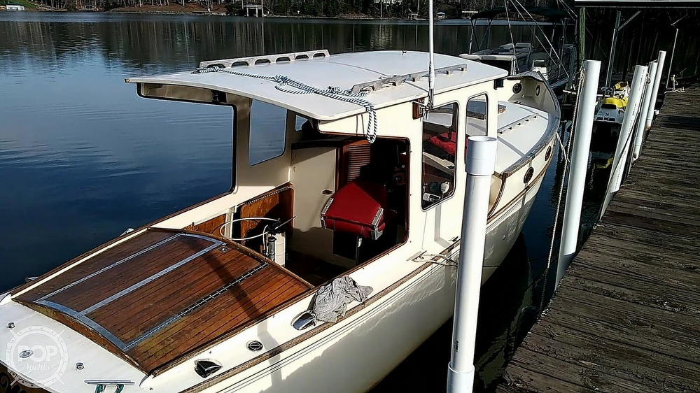 2002 Custom boat for sale, model of the boat is Pilothouse & Image # 39 of 40