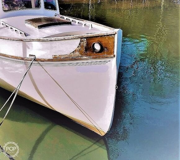 2002 Custom boat for sale, model of the boat is Pilothouse & Image # 15 of 40