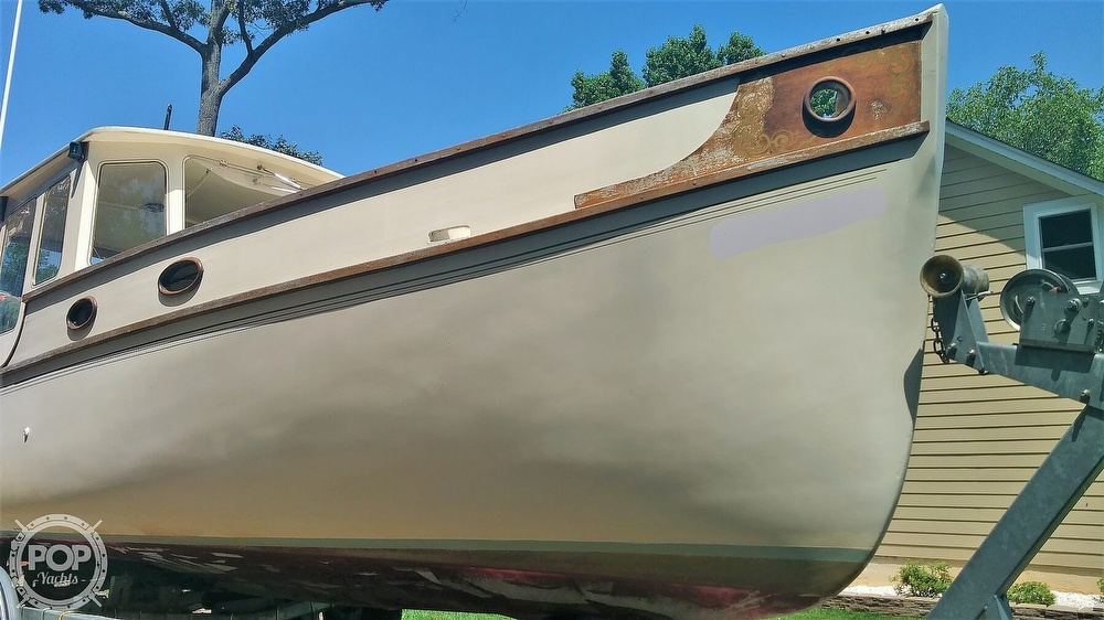 2002 Custom boat for sale, model of the boat is Pilothouse & Image # 17 of 40