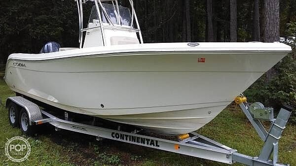 2017 Cobia boat for sale, model of the boat is 220CC & Image # 2 of 40