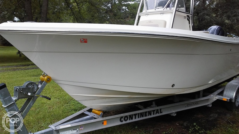 2017 Cobia boat for sale, model of the boat is 220CC & Image # 3 of 40