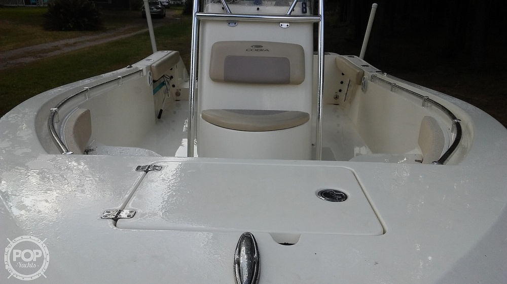 2017 Cobia boat for sale, model of the boat is 220CC & Image # 4 of 40